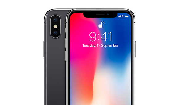 Naprawa po zalaniu iPhone X